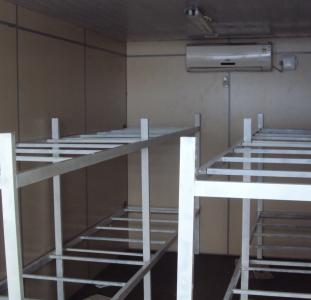 Quarto Container com 6 Camas